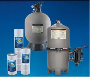 Sand & Cartridge Filters