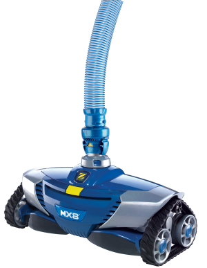 Zodiac MX8 suction cleaner for inground pools