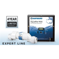 Hayward AquaRite 900 with 40k gallon Extended Life TurboCell