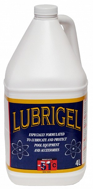 Lubrigel - Anti-Freeze for Pools and Hot Tubs
