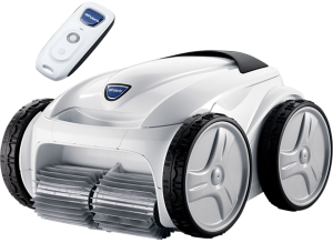 Polaris P955 Robotic Pool Cleaner With Caddy