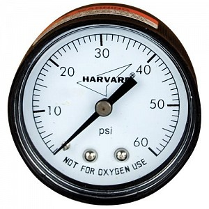 Universal Pressure Gauge (Top Mount)
