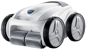 Polaris P945 Robotic Pool Cleaner With Caddy