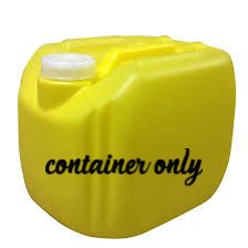 10L Chlorine Container ONLY