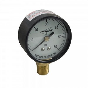 Universal Pressure Gauge (Side Mount)