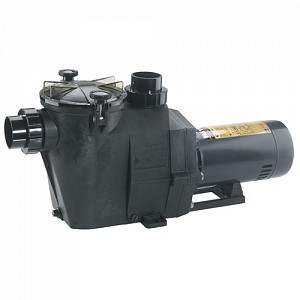 Hayward 1 HP Super II Pump - 2 Speed - With Switch