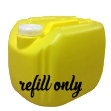 Liquid Chlorine Refill ONLY (10L)