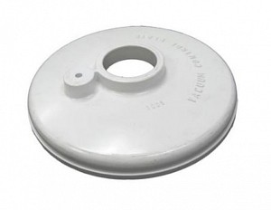 Vacuum Control Plate Assembly for Equator Skimmer - WHITE