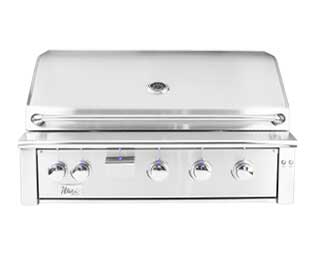 ALTURI BUILT-IN GRILL - stainless steel