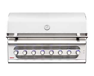 AMERICAN MUSCLE GRILL - stainless steel