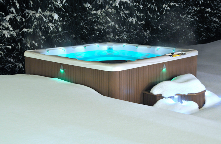 How to Properly Winterize Your Hot Tub
