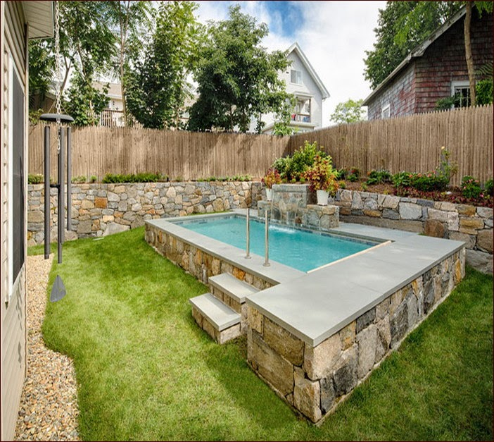 Want An Affordable Swimming Pool? Try A Plunge Pool