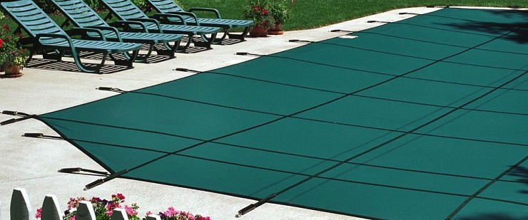 Safety Pool Covers Save Energy & Maintenance Time