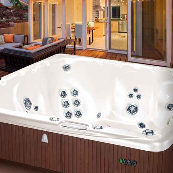 Is a 2-person hot tub the right option?