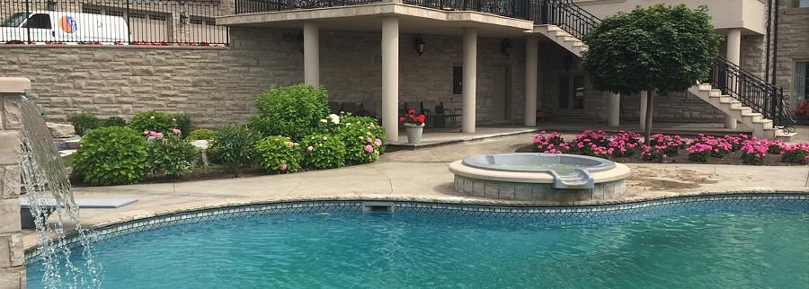Pool Companies In Toronto Seaway Pools Hot Tubs