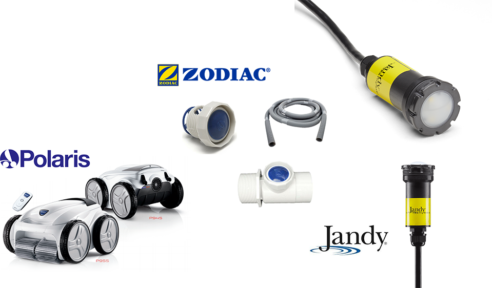 Zodiac®, Jandy® & Polaris®