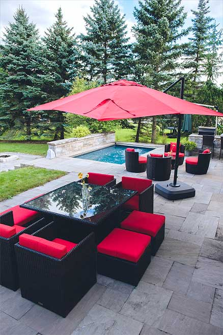 We Sell Outdoor Furniture, Equipment & Décor