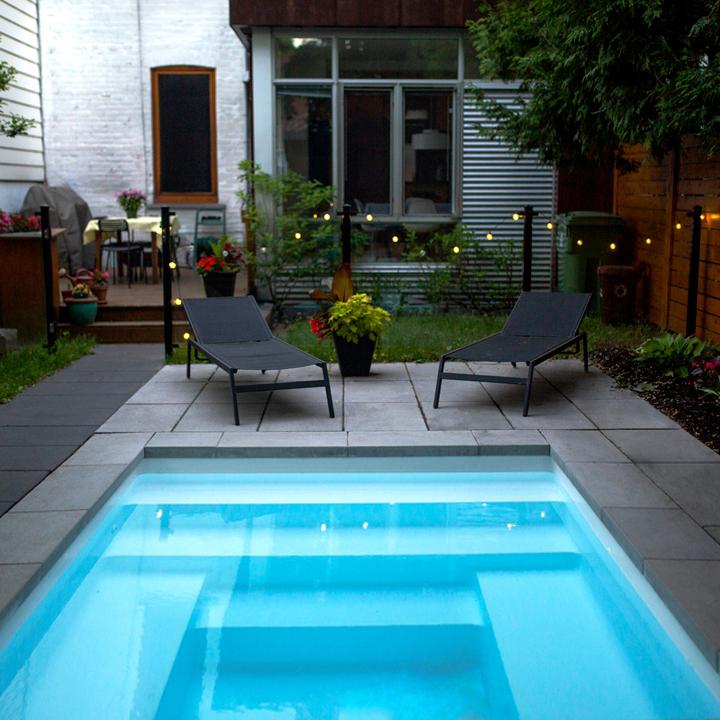 Plunge Pools Small Swimming Pool Seaway Pools Hot Tubs