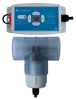 ClearBlue Swimming Pool Ionizer