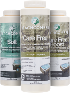 Beachcomber Hot Tub Supplies and Chemicals