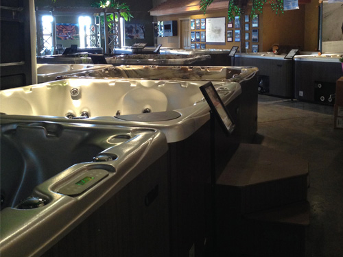 Seaway is Your One-Stop-Shop for	Pool & Hot Tub Needs