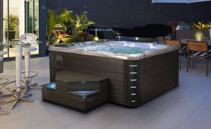 Image result for beachcomber hot tub