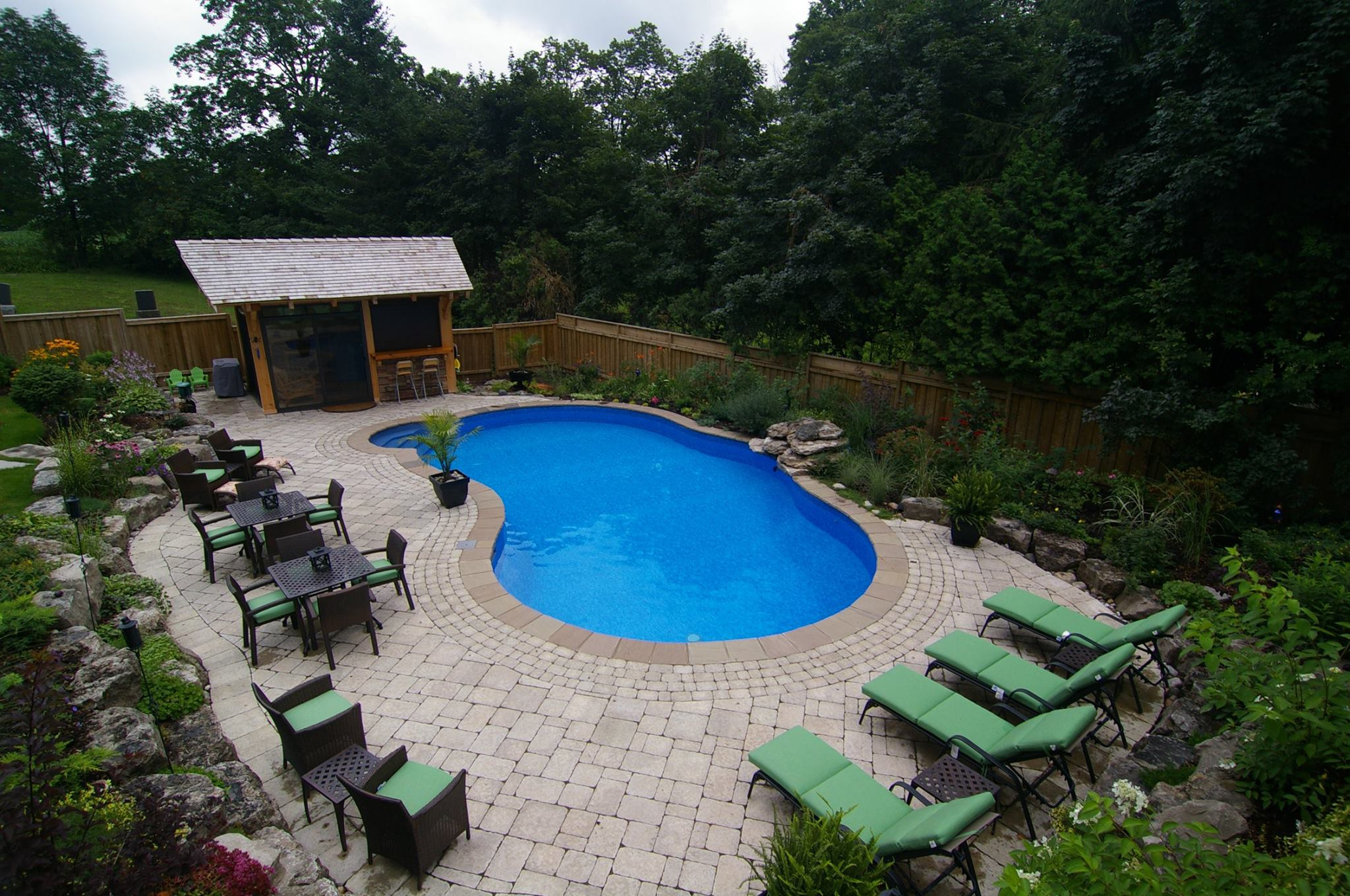 How To Find The Nicest Small In Ground Swimming Pool Design