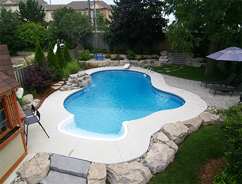 Inground Pool Design & Construction in Toronto | Seaway Pools